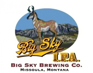 big_sky_brewing_IPA, big sky brewing missoula montana, jackson hole